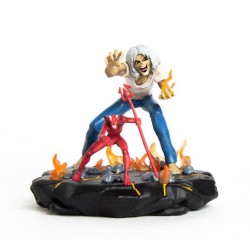 Iron Maiden Legacy of the Beast Estatua PVC 1/24
