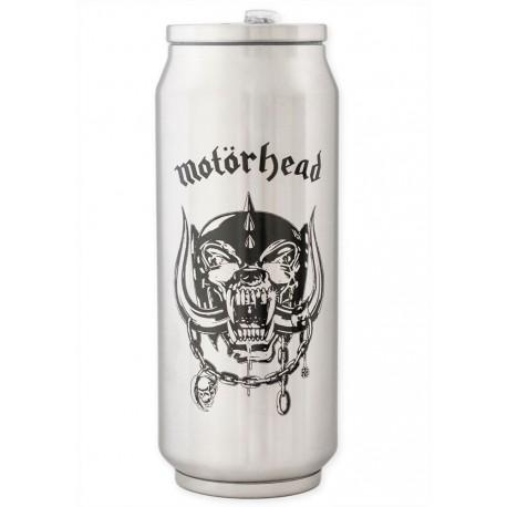 Motorhead Botella de Agua Logo