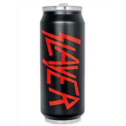 Slayer Botella de Agua Logo