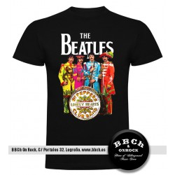 Camiseta Beatles St Pepers