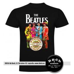 Camiseta Beatles St Pepers