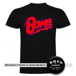 Camiseta Bowie Logo