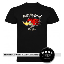 Camiseta Buil for Speed