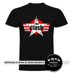 Camiseta The Clash Logo