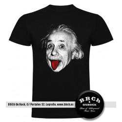 Camiseta Einstein Lengua