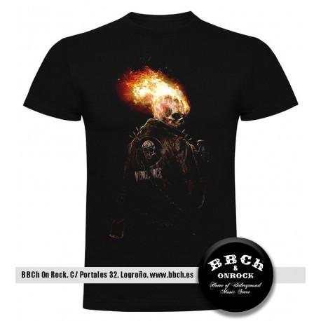 Camiseta Hell Rider