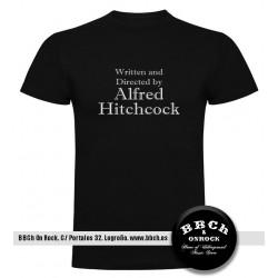 Camiseta Alfred Hitchcock