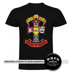 Camiseta Mario & Roses