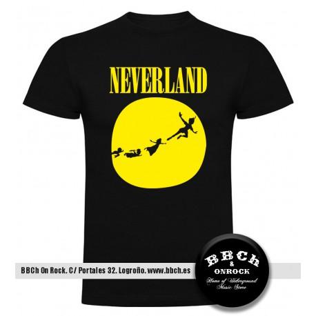 Camiseta Neverland