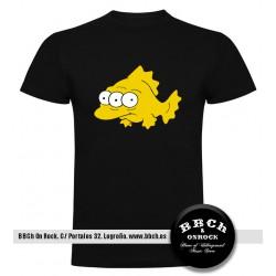 Camiseta Pez Simsons