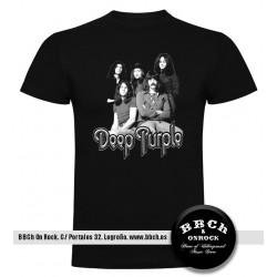 Camiseta Deep Purple