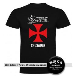 Camiseta Saxon Crusader
