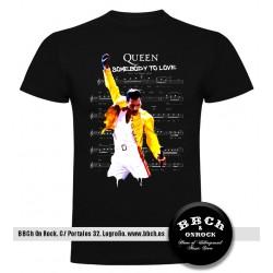 Camiseta Queen Somebody to Love