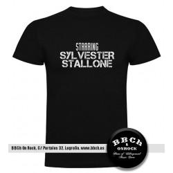 Camiseta Silvester Stallone