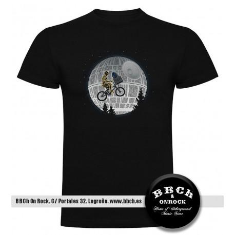 Camiseta Star Wars E.T.
