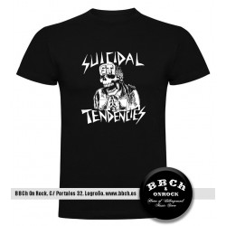 Camiseta Suicidal Tendencies Logo Skull