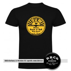 Camiseta Sun Records Logo
