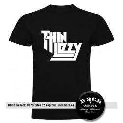 Camiseta Thin Lizzy Logo