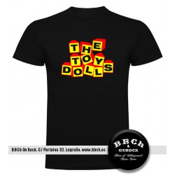 Camiseta Toy Dolls Logo