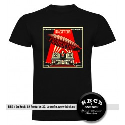 Camiseta Led Zeppelin