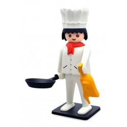 Playmobil Figura Vintage Collection El Cocinero 21 cm