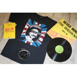 Camiseta Sex Pistols God Save The Queen