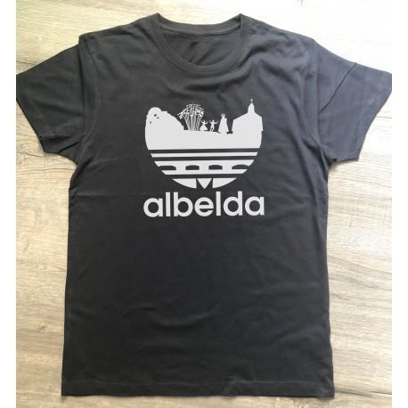 Camiseta Albelda Skyline