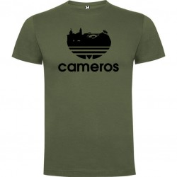 Camiseta Cameros Skyline