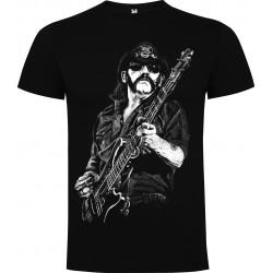 Camiseta Lemmy Ilustración
