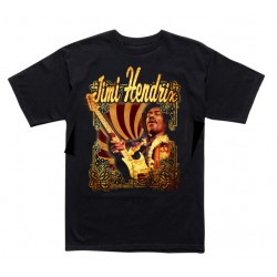 Camiseta Jimmy Hendrix
