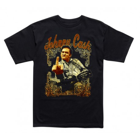 Camiseta Jonhy Cash