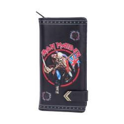Iron Maiden Monedero The Trooper 18 cm