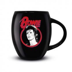 David Bowie Taza Oval Classic Rock