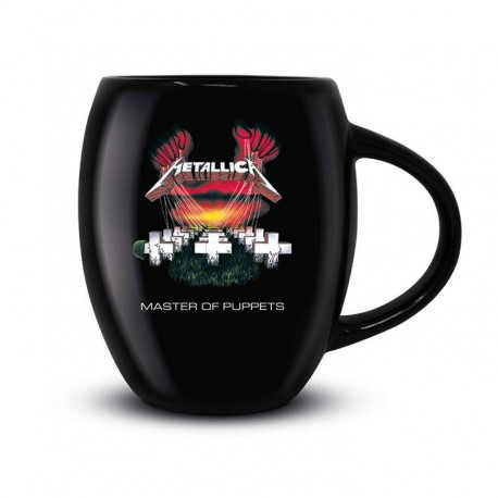 Metallica Taza Oval Master of Puppets