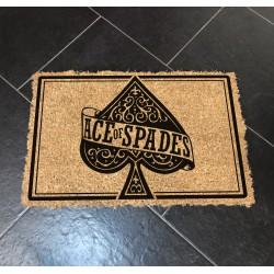 Felpudo Motorhead Ace of Spades