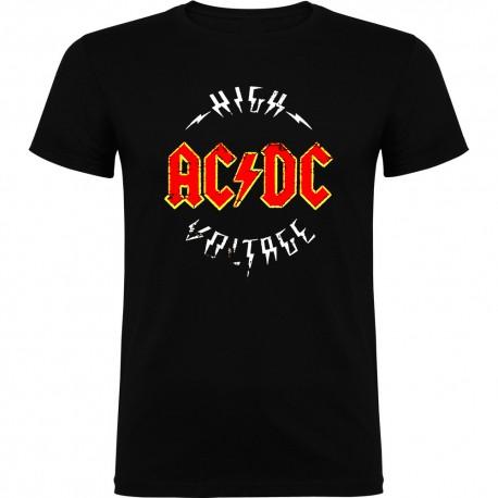 Camiseta de niño AC/DC High Voltage
